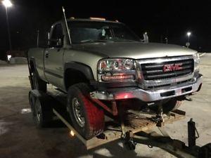 2007 Gmc Truck repair Montreal gmc repair montreal