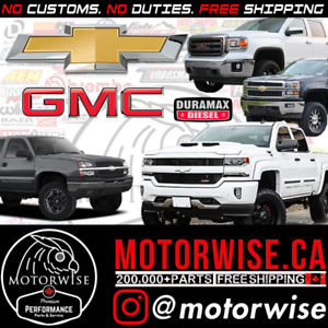 Used Gmc Aftermarket Parts Montreal Used gmc parts montreal